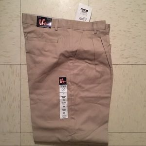 NWT Tan School Uniform Pants